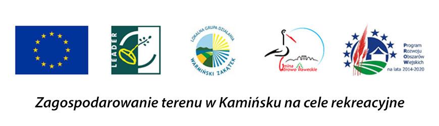 Zagospodarowanie terenu w Kamińsku na cele rekreacyjne